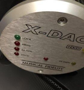 ЦАП Musical Fidelity X-DAC