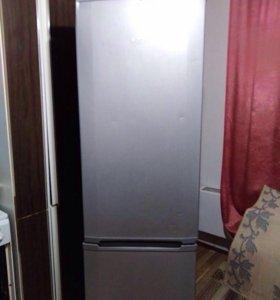 Холодильник норд металлик