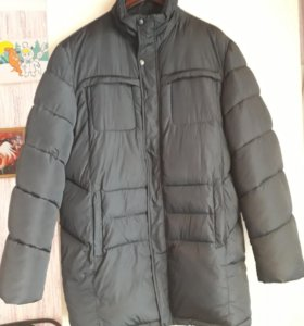 Новая Мужская зимняя куртка раз52-54.