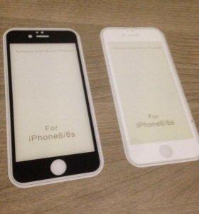 Чехлы 3D,4D, для Айфона 6,S