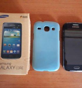 Samsung Galaxy Core duos (GT-I8262) обмен