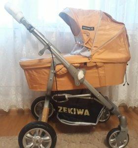 Новая детская коляска Zekiwa Omega