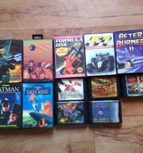Игры для Sega