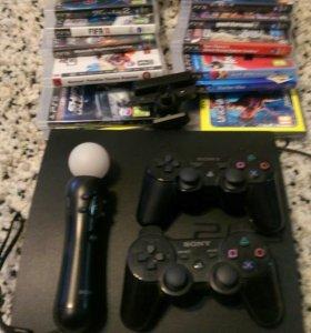 Sony PS3 250 GB Black (CECH-2008B)