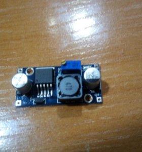 Dc-dc LM2596 преобразователь