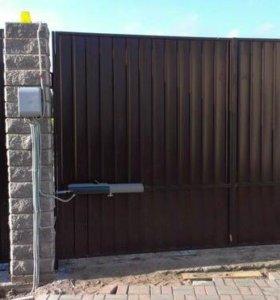 Рольставни Ворота секционные