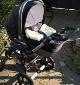Продам лучшую коляску для зимнего малыша))))