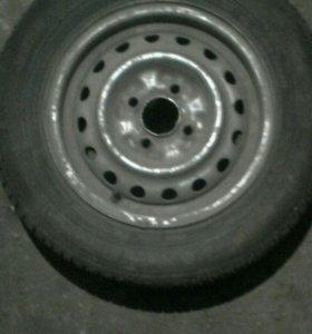 Комплект резины с дисками