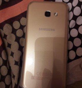 Samsung galaxy A5 2017 года