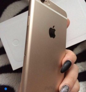 iPhone 6Gold 16Гб
