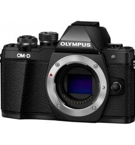 Olympus OM-D E-M10 body black