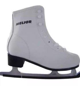Фигурные коньки Melior