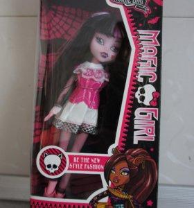 Новые Куклы Монстр Хай
