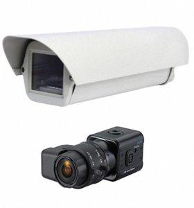 Цветная видеокамера VC34HQX-12.