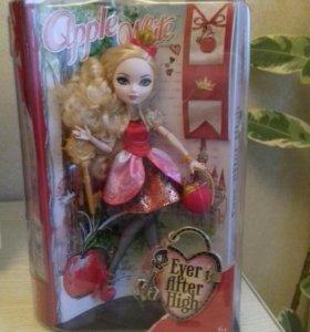 Фирменная кукла для девочки Ever After High