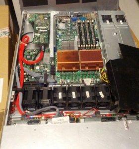 Сервера Supеrmicrо 2 х Intel Xeon E5405