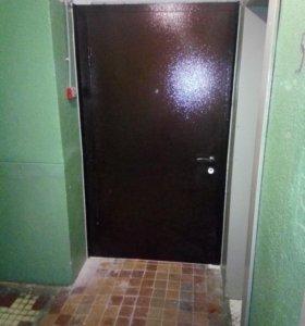 Входные порошковые двери от производителя