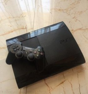 PS3 500GB + Gta 5/ Gta 4 / Cod Black Ops