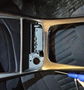 Консоль магнитолы Honda Torneo/Accord Euro-R