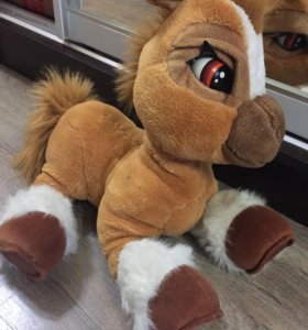 Интерактивная лошадка