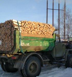 Продам берёзовые дрова