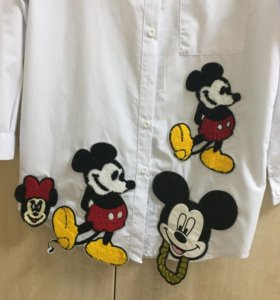 Рубашка для подростка.
