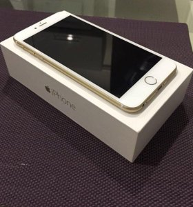 Айфон 6 plus gold 16 gb