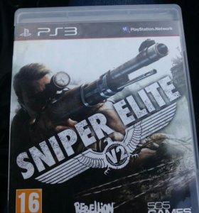 Игрa ps3 sniper elite v2