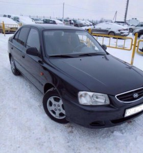 Hyundai Accent 2007г.в.