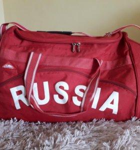 Сумка спортивная сборной России