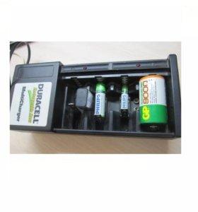 Зарядное устройство Duracell CEF11