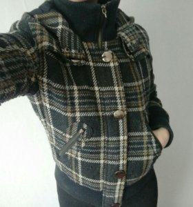 Куртка на теплую зиму/весну