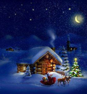 Именное видео-поздравление от Деда Мороза.