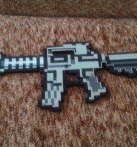 Оружие м-16 мягкое