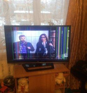 Телевизор (разбит экран)