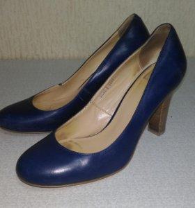 Туфли alba (нат. кожа)