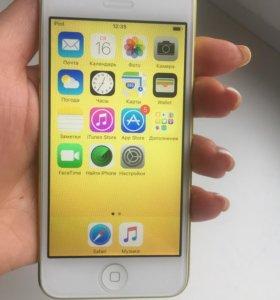 iPod 5 32 Гб. 6500 ₽