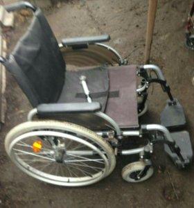 кресло коляска с ручным приводом ottobock