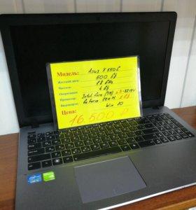 Ноутбук Asus.