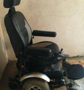 xeryus power 60 кресло каляска с эл приводом