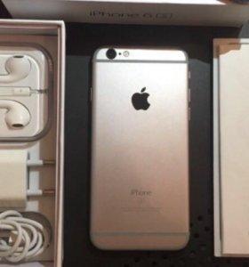 iPhone 6s 64 gb, комплект полный