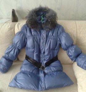 Продам пуховик (куртку) Lawine