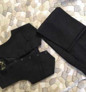 Классический костюм рост 98-104