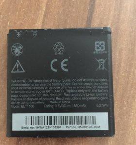 Аккумулятор для HTC новый