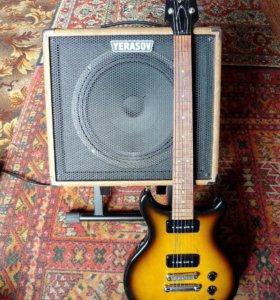 Продаю гитару HAMER