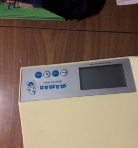 Продам весы для новорожденных