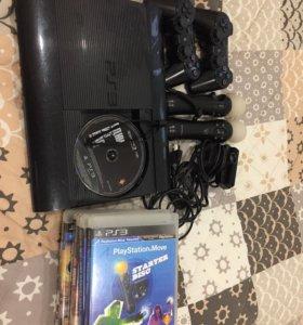 Игровая приставка SONY PlayStation 3 500 gb