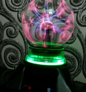 Лампа с музыкой