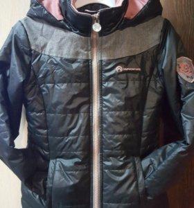 Куртка д/с для девочки