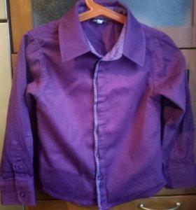 Рубашка детская Оджи р.104